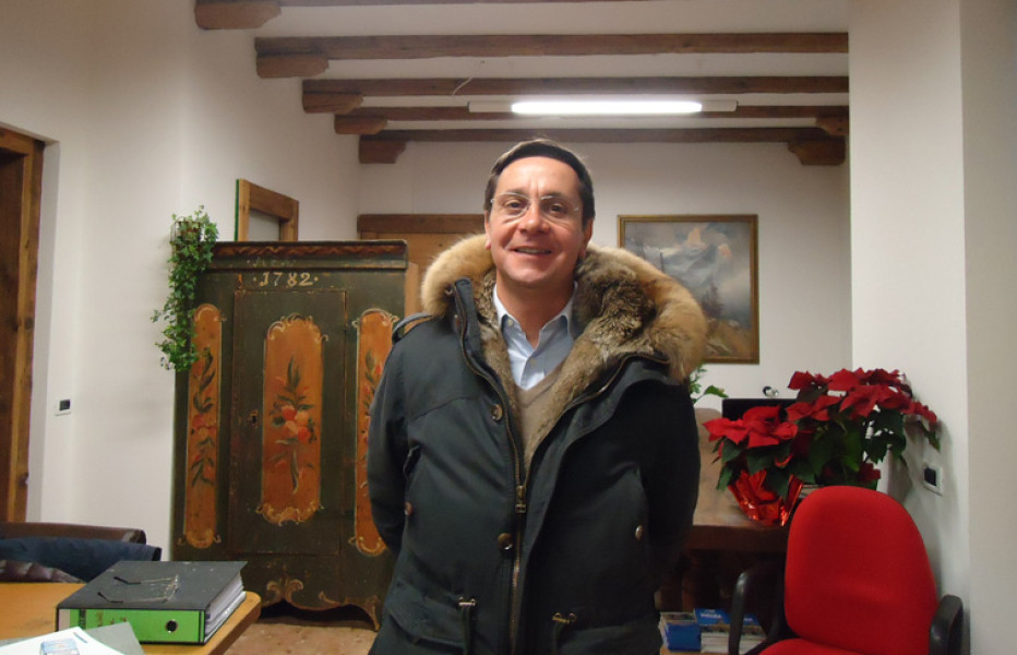 Insediamento del nuovo Presidente dell'Associazione Albergatori Gianluca Lorenzi