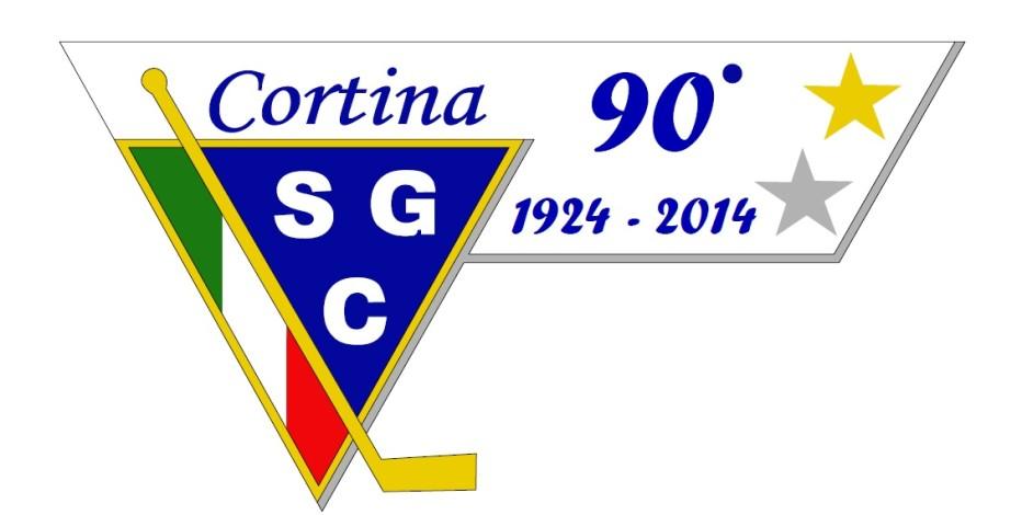 COMUNICATO STAMPA del 12 gennaio 2016 della Sportivi Ghiaccio Cortina