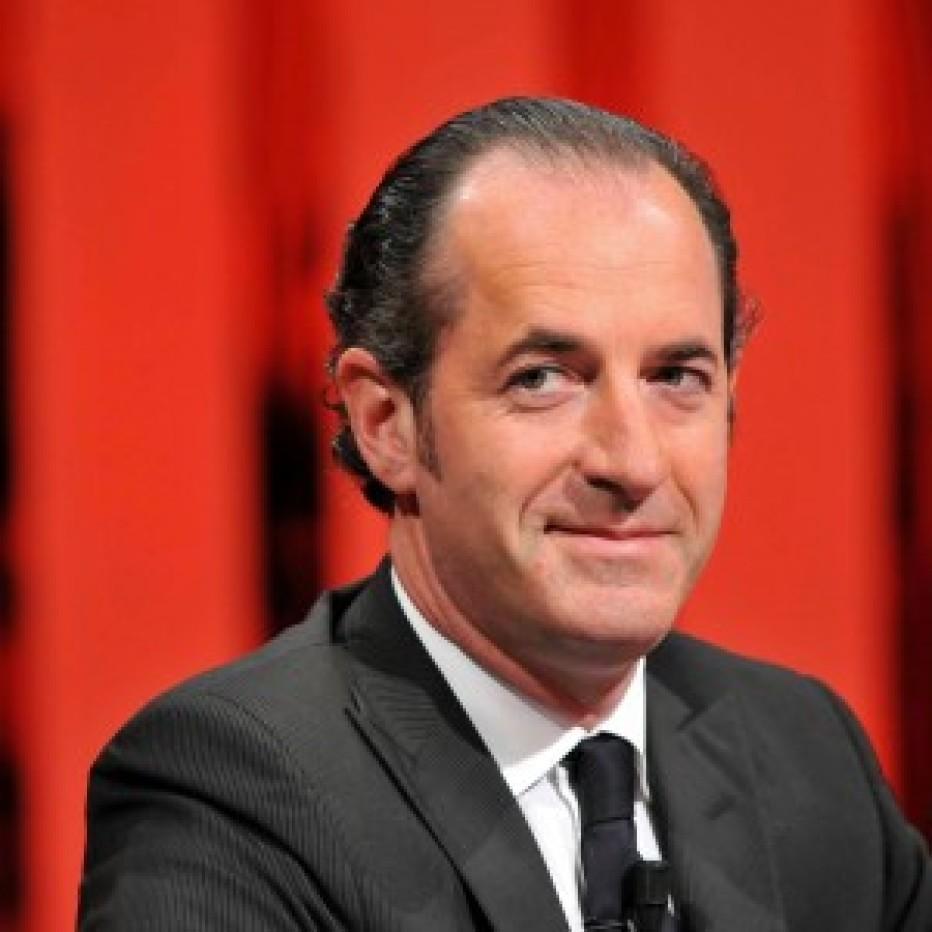 Intervista in diretta a Radio Cortina con il Presidente della Regione Veneto Luca Zaia del 19 gennaio 2016