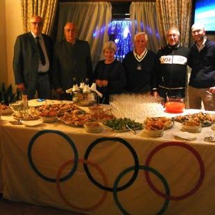 Incontro del Sindaco Andrea Franceschi e dell'Assessore al Turismo Marco Ghedina con Elisabeth Schwarz Bollenberger a Cortina d'Ampezzo.