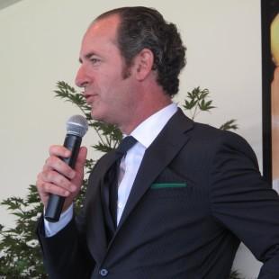 INTERVISTA AL PRESIDENTE DELLA REGIONE DEL VENETO LUCA ZAIA DEL 15 AGOSTO 2017