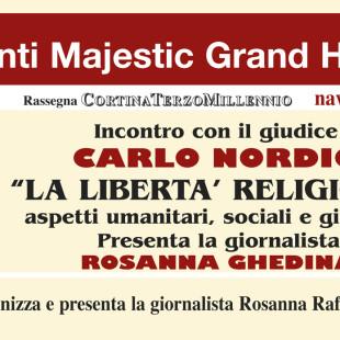 Intervista in diretta a Radio Cortina con Carlo Nordio, magistrato e procuratore aggiunto di Venezia