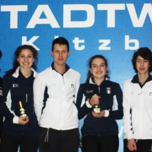 Olimpiadi giovanili di Lillehammer: Intervista in diretta a Radio Cortina con i ragazzi della squadra di curling italiana