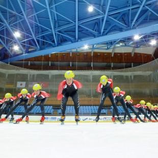 A Cortina d'Ampezzo i colori di short track: 5 e 6 marzo 2016 Campionati Italiani Juniores