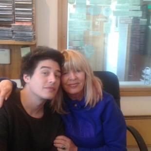 Intervista in diretta con Nives Milani a Cristiano Caccamo, giurato di Cortinametraggio 2016