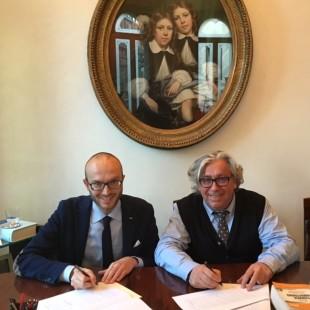Cortina d'Ampezzo:  firma fra il Comune e la Cortina Golf S.r.l. che sancisce così la partenza dell'istituzione che avrà il compito di completare le seconde 9 buche del tracciato