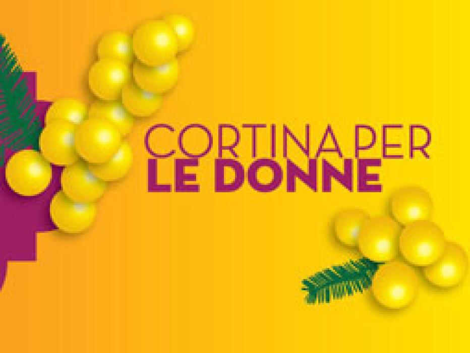 Festa della Donna, il Comune di Cortina d'Ampezzo dedica l'8 marzo alla fisica Fabiola Gianotti