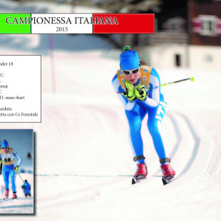 Intervista in diretta a Radio Cortina con Anna Comarella,grande atleta dello sci di fondo.