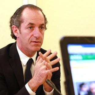 INTERVISTA AL PRESIDENTE DELLA REGIONE DEL VENETO LUCA ZAIA DEL 10 APRILE 2018