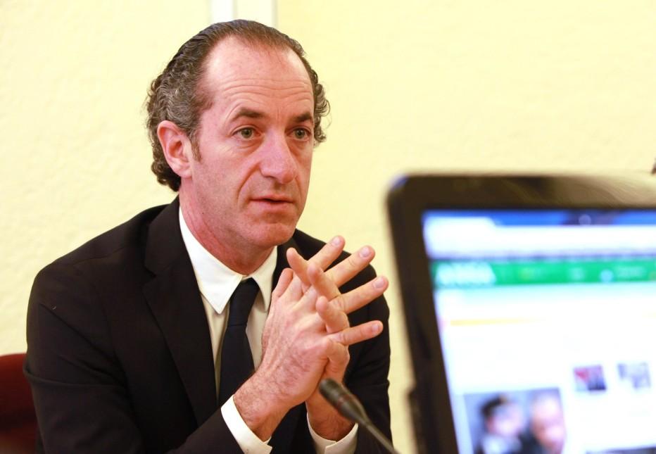 Intervista in diretta al Presidente della Regione Veneto Luca Zaia del 20 settembre 2016