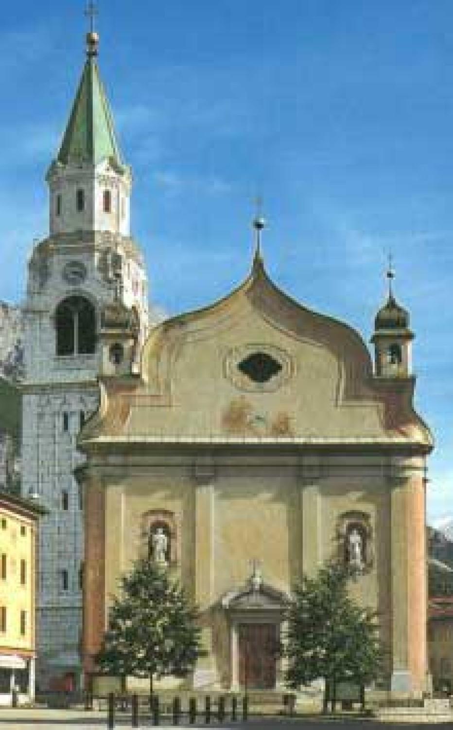 Cortina d'Ampezzo: Inventario dell'Archivio Storico Parrocchiale, il Comune finanzia parte della pubblicazione