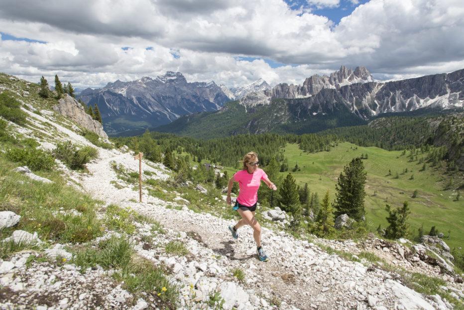A Cortina d'Ampezzo l'estate è di corsa!