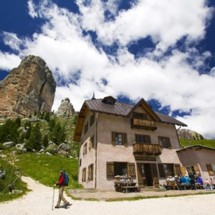 Rifugi storici di Cortina: un viaggio nella montagna piu' autentica