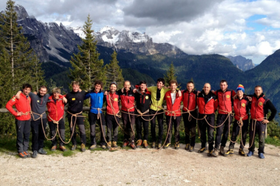 Soccorso Alpino, Cortina conferisce la Cittadinanza Onoraria al Corpo Nazionale Soccorso Alpino e Speleologico