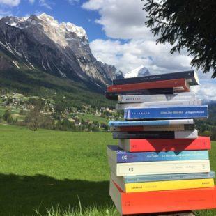 Una Montagna di Libri. Cortina d'Ampezzo,Estate 2016