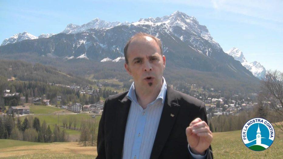"""Stefano Ghezze """"Per la Nostra Cortina"""" : In bocca al lupo per i Mondiali 2021"""