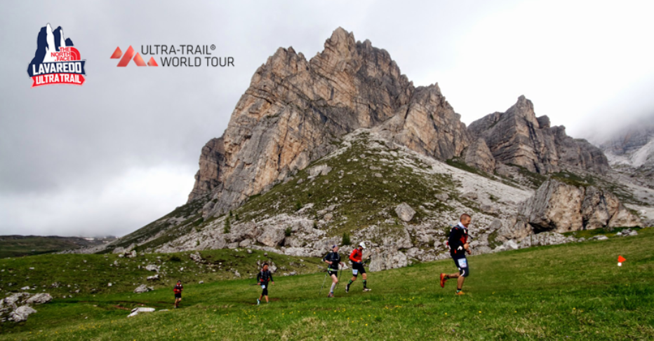 The North Face® Lavaredo Ultra Trail. Il gotha dell'Ultra Trail sarà presente a Cortina