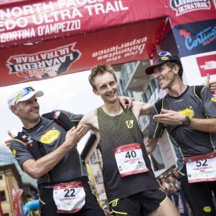 The North Face® Lavaredo Ultra Trail – Il vincitore Andy Symonds: «Correre tra queste montagne è un sogno»