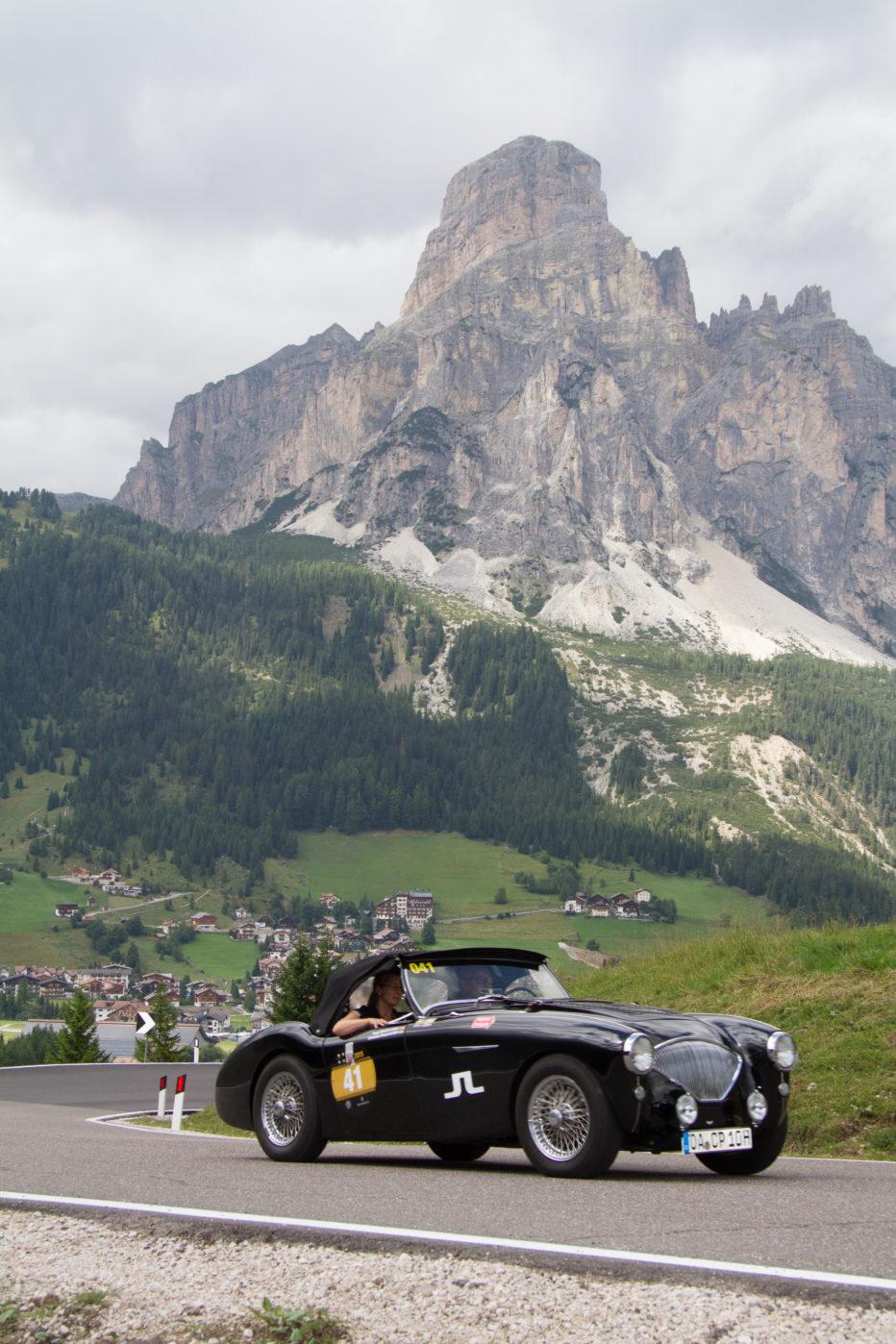 Coppa d'Oro delle Dolomiti 2016: passaggio a Lienz, tappa in notturna e macchine da sogno per un evento sempre più internazionale