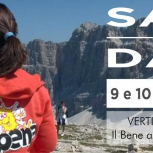 Verticale solidale: il bene a Cortina d'Ampezzo. 9- 10 luglio 2016
