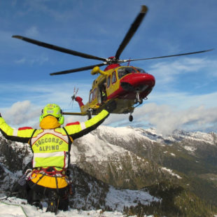 Alpinista grave per incidente sulla Tofana di Rozes a Cortina d'Ampezzo