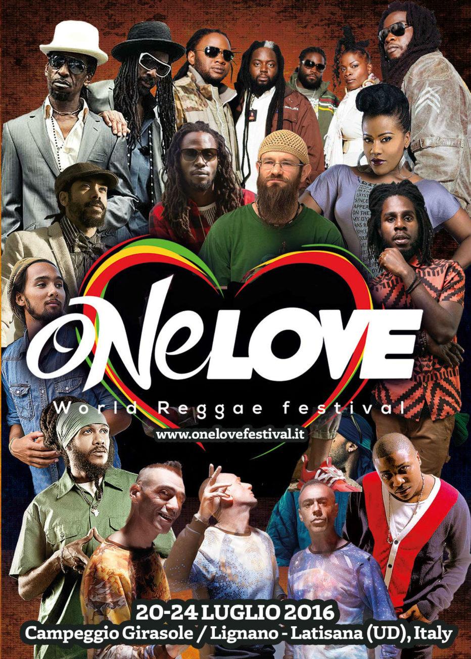 One Love Reggae World Festival 20-24 luglio, Lignano (UD): intervista a Nicola Gemignani, responsabile della comunicazione.