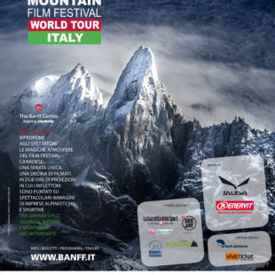 A Cortina InCroda il Banff Mountain Film Festival World Tour Italy 2016