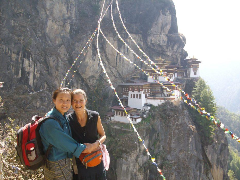 Butan dall'Est all'Ovest Monastero di Phagchok: un tempio, un'esperienza,  un viaggio sacro.  Dall'8 al 23 aprile 2017