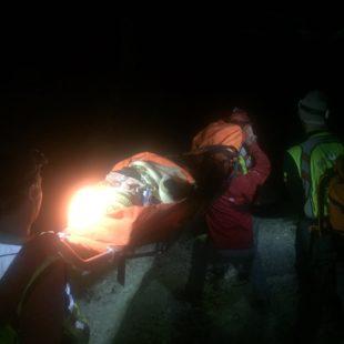 Due interventi nella notte del Soccorso Alpino: Casera Valbona (Ospitale e Cibiana) e Val d'Arcia (Vodo di Cadore)