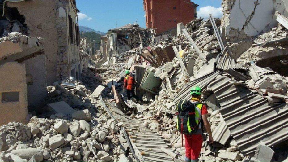 Terremoto Centro Italia: oltre 20 soccorritori pronti domani a partire