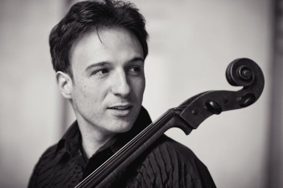 Intervista in diretta con il Maestro Umberto Clerici,violoncellista dell'ensemble Dino Ciani a Cortina per il Festival