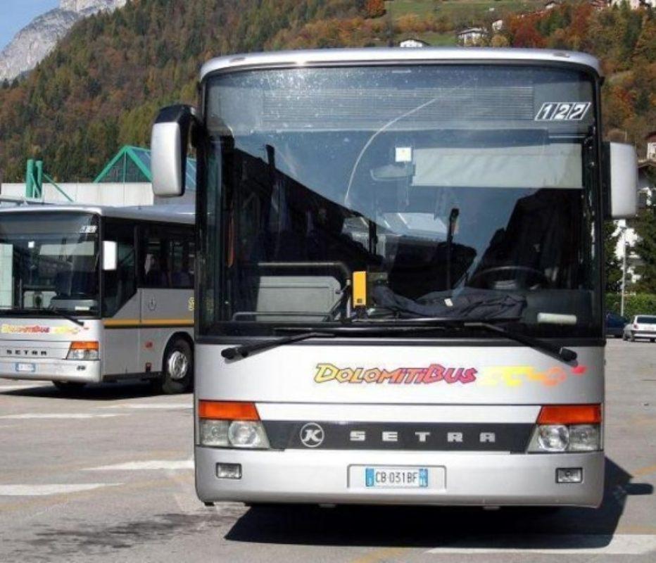 Intervista in diretta con Giuseppe Pat, Presidente Dolomiti Bus