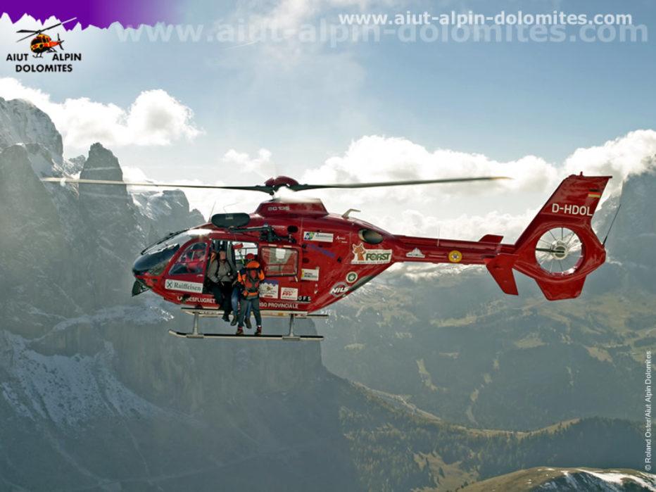 Due interventi in montagna del Soccorso Alpino a Sospirolo e Misurina