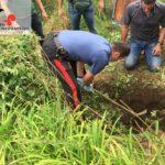 160902 comunicato (coltivazione di cannabis) - attività di scavo