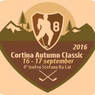 Cortina Autumn Classic VIII edizione: venerdì 16 e sabato 17 allo Stadio Olimpico del Ghiaccio di Cortina d'Ampezzo