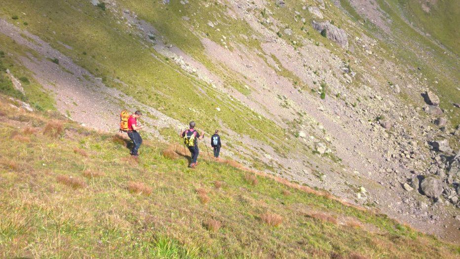Cacciatore si infortuna in Val Visdende