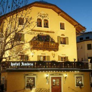 Hotel Ambra Cortina diventa 4 stelle Superior