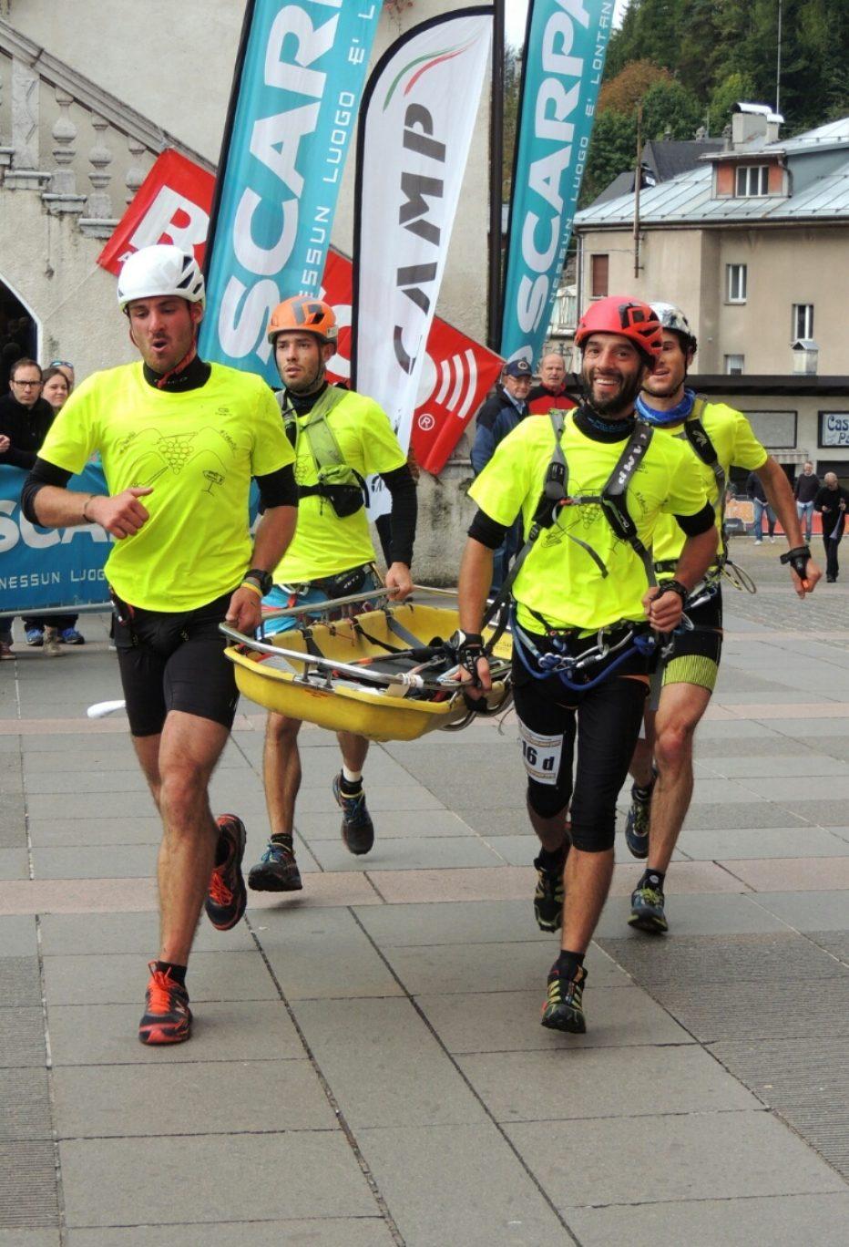 Dolomiti Rescue Race: domani il via alla manifestazione.