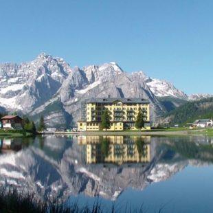 Escursionisti soccorsi tra Cortina e Misurina