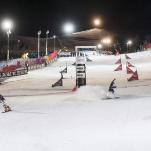 LA COPPA DEL MONDO DI SNOWBOARD DI CORTINA D'AMPEZZO GUARDA AI GIOVANI ARRIVA A CORTINA IL FIS SNOW KIDZ