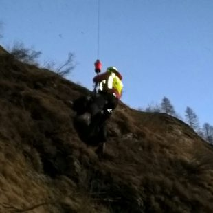 Escursionista perde la vita sul Monte Serva