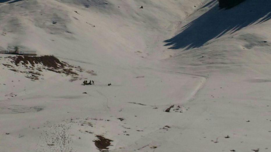 Interventi del Soccorso Alpino di oggi a Falcade e Cismon del Grappa