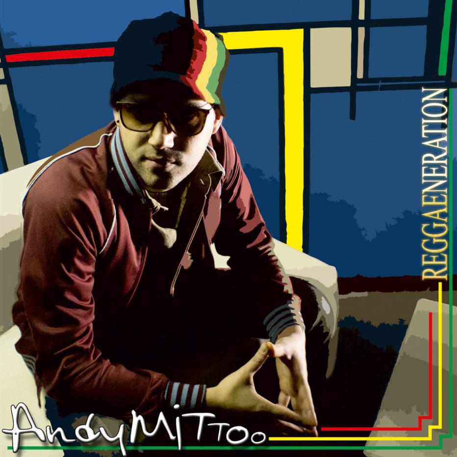 """Andy Mittoo presenta il suo nuovo lavoro """"Reggaeneration"""": ascolta l'intervista realizzata in diretta da Mosì."""