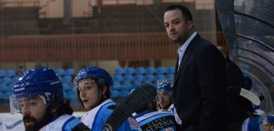 Spin-O-Rama intervista Drew Omicioli, head coach dell'Hafro Cortina Hockey