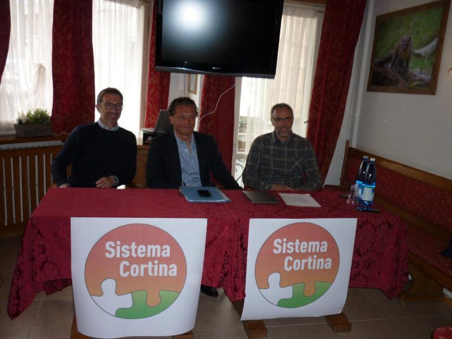 Gianpietro Ghedina Candidato Sindaco del Comune di Cortina d'Ampezzo con Sistema Cortina