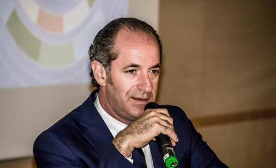 INTERVISTA AL PRESIDENTE DELLA REGIONE DEL VENETO LUCA ZAIA DEL 06 GIUGNO 2017