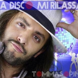 """Intervista in diretta con Mosì a Tommaso Pini, che ci presenta il suo nuovo singolo """"La disco mi rilassa""""."""