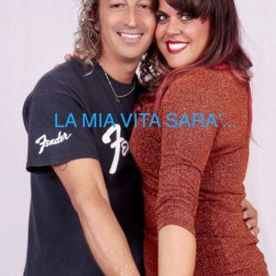 """Intervista in diretta con Mosì a Elena Fabbri e Christian DeSandre,per presentare il loro primo singolo """"La mia vita sarà"""""""