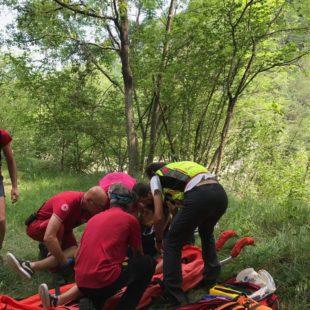 Due interventi del Soccorso Alpino a Rio Gere e Limana