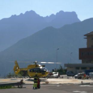 Interventi di oggi del Soccorso Alpino a Calalzo, Canale d'Agordo e Cortina
